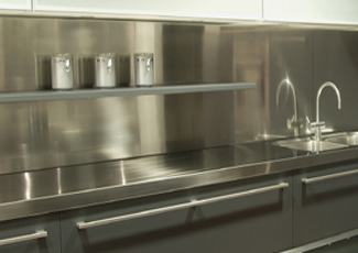 Stainless Steel Countertops - Gardena, CA