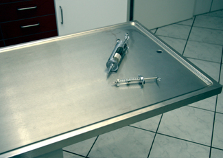 Garden Grove, CA Stainless Steel Tables