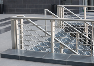 Stainless Steel Handrails - Huntington Beach, CA Stainless Steel Kitchen Cabinets